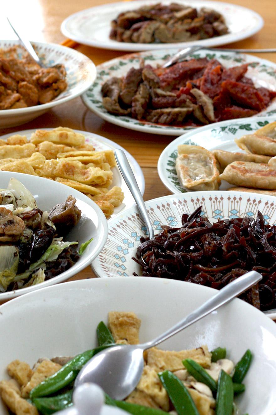 vegan chinese new year vegan feast