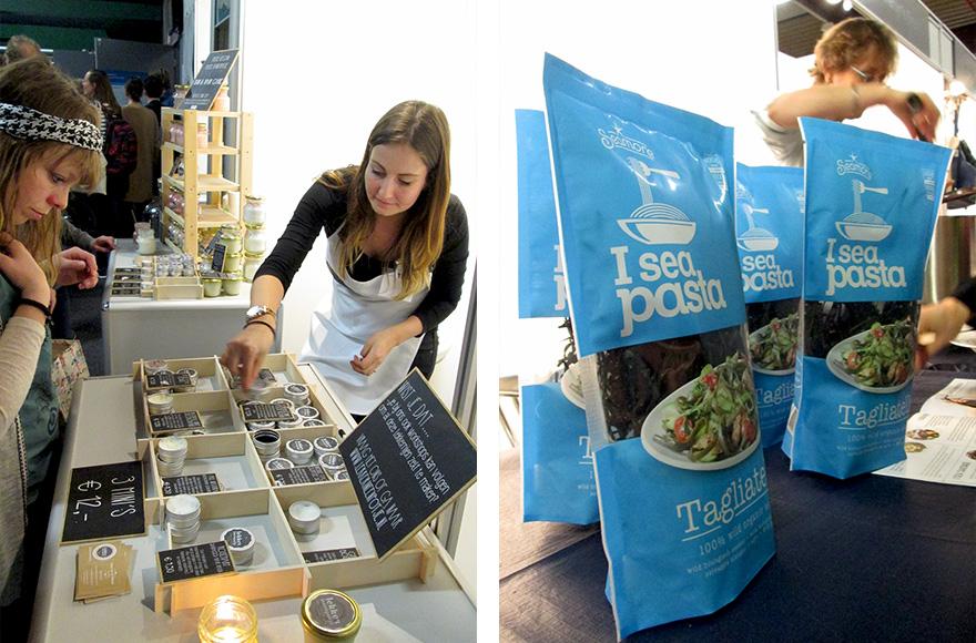veggie world utrecht vegan skincare and seaweed pasta
