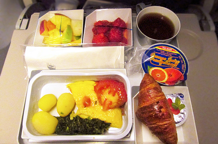 vegan and vegetarian inflight meals malaysia airlines VLML