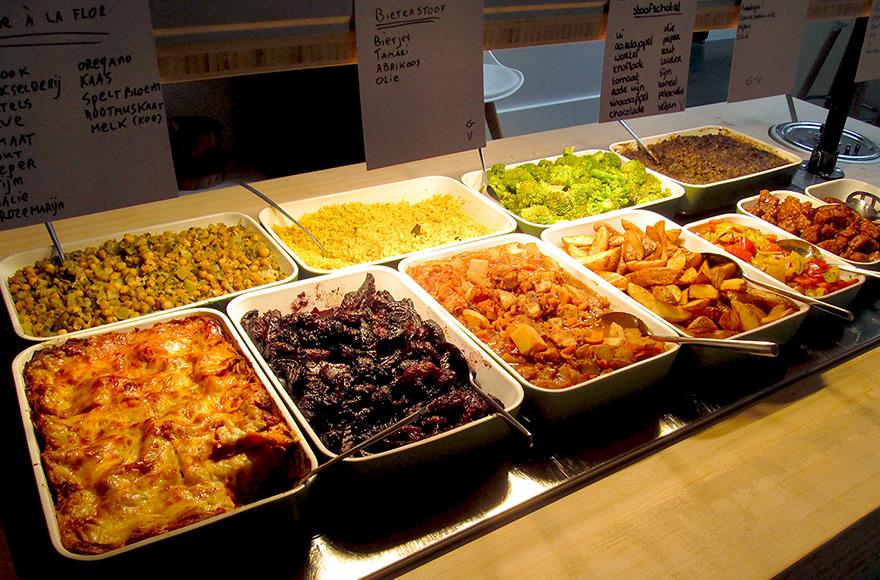 loff breda vegan buffet restaurant