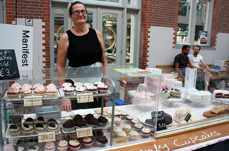 vegan food festival 2016 cupcakes