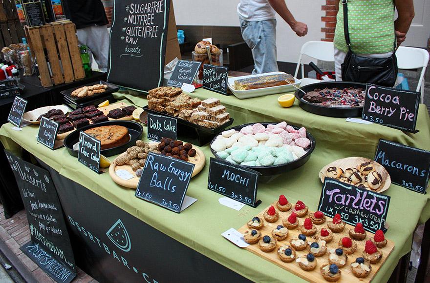 vegan food festival 2016 mochi