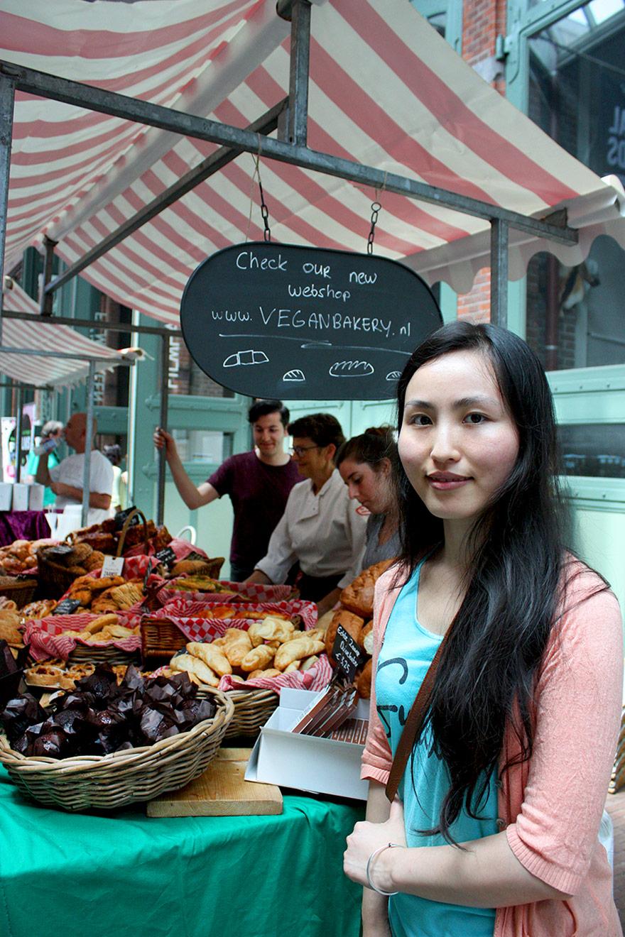 vegan food festival 2016 bakery
